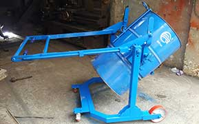 Mobile Drum Lifter/Rotator