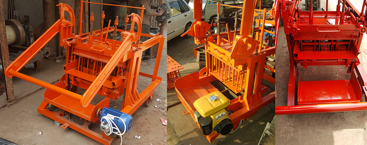 Block Making Machine For Sale In Pakistan Karachi
